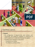 Final Facility Layout Ppt