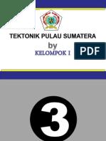 Tektonik Sumatra