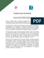 Qualium Investissement - Plastiques Gosselin