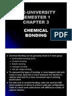 Chemistry Form 6 Chap 03 New
