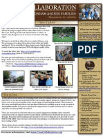 Bonham & Kines Missions Newsletter - August 2012