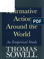 SOWELL Thomas Affirmative Action Around the World an Empirical Study