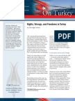Rights, Wrongs, and Freedoms in Turkey