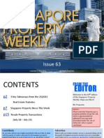 Singapore Property Weekly Issue 63