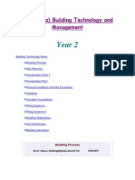 Building Technology and Management