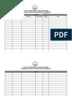 Lista de Asistencia a Practicas Hospitalarias