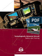 Technologically Adanced Aircraft Safety and Training