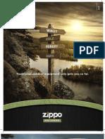 2012 Zippo Outdoor Catalog