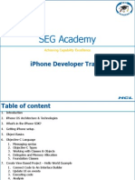 iPhone iLearn Beginners Developer Course