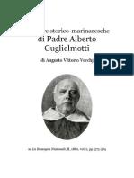 1880 VECCHI Gli Scritti Di Padre Guglielmotti