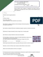 Ficha Formativa 5 - 5ºano