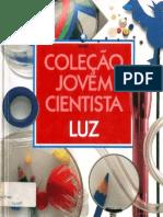 Livro Luz Coleção Jovem Cientista