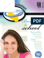 Cupertino Sunnyvale Adult and Community Education Catalog