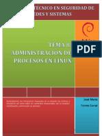 Debian Tema 8 Administracic3b3n de Procesos en Linux1