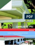 CANALES Catalogo Enero 2009