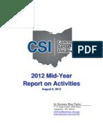 2012 CSI Mid-Year Report