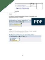 Configurações SD