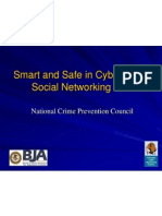 Smart and Safe in Cyberspace Social Networking 101