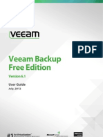 Veeam Backup Free 6 1
