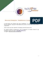 Mercurius Enterprise - Installatore - Manuale 2.1