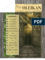 Oleikan Volume 61 Issue 4