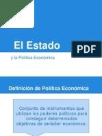 Política Económica y Presupuesto Público