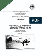 Victorville Bombing Range No. 19