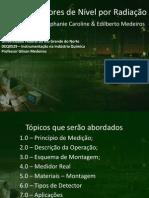 DEQ 0529 - Medidor de Nível por Radiação