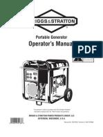 Generador B&S 3500w
