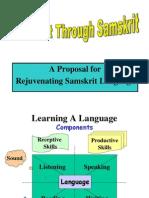 Teaching Sanskrit Through Sanskrit