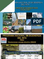 Inta Chaco Argentina Hilbert
