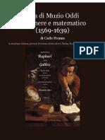 1848 PROMIS Vita Di Muzio Oddi 1569-1639
