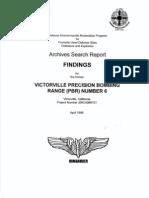 Victorville Bombing Range No. 6
