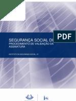 Assinaturas Digitais Seg Social