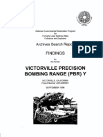 Victorville Bombing Range No. Y