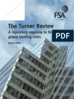 Turner Review - 2009 Financial Crisis (2)