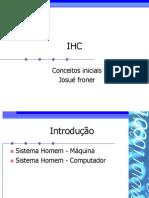 IHC-1 - conceitos iniciais