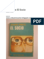 Resumen El Socio.