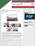 06-08-2012 Inaugura Roberto Sandoval Feria de Nayarit en California 2012