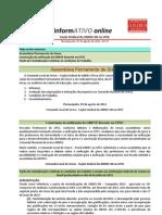 Informativo Online n° 27