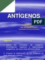Ags,Anticuerpos,Hla 11