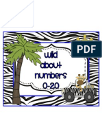 WILD Number Sequencing