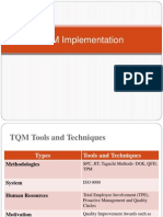 TQM Implementation