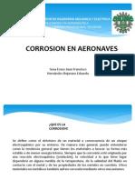 Corrosion en Aeronaves