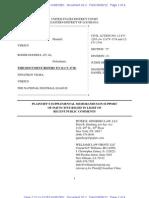 Vilma Injunctive Relief Supplement Aug 6