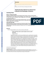 Global Network for Clinical Education