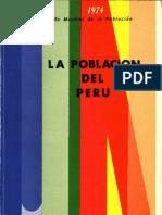 La Poblacion Del Peru