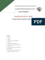 INSTRUÇÃO TÉCNICA Nº 02-2011 Conceitos básicos de segurança contra incêndio - final