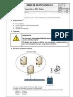 Laboratorio 04 - Seguridad en WiFi - Radius