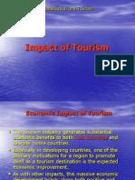 economic impact of tourism.ppt